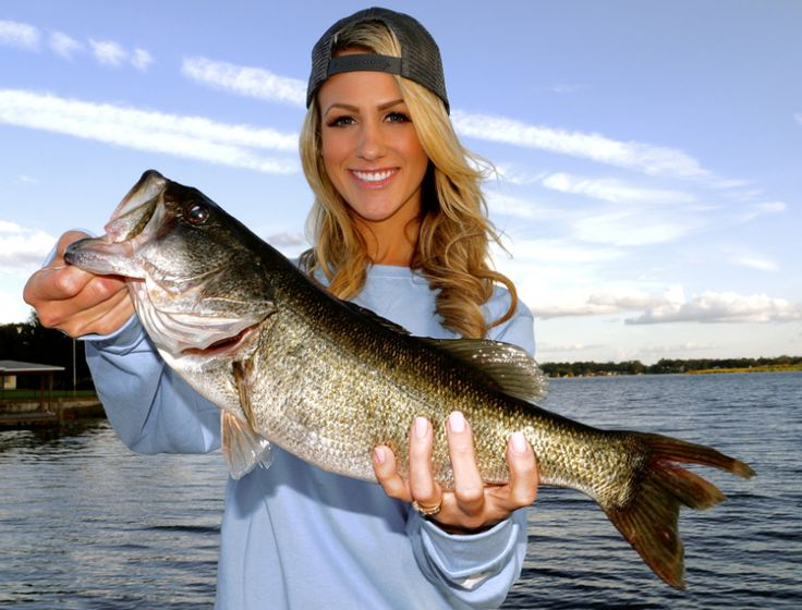 Women love to fish bass as well bass fishing pinterest for Women who fish
