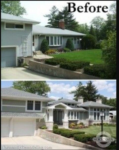 Split Level House Additions | Remodel Ideas | Pinterest | House, Split  Level Remodel And Exterior Remodel