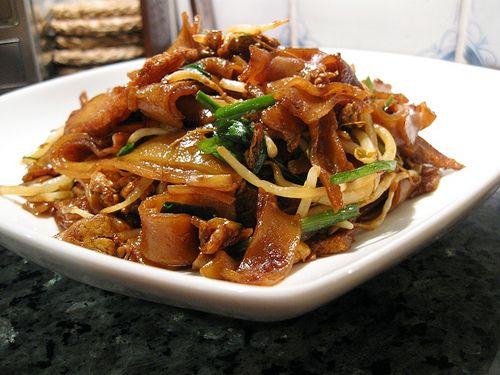 Char Kway Teow | Malaysian Yummy Yummies | Pinterest
