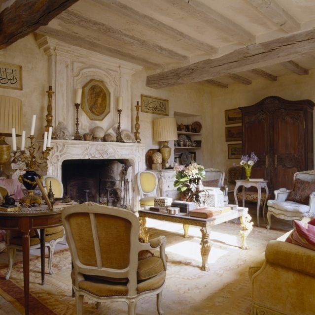 French Living Room David Hare Designs Living Family Rooms Pint