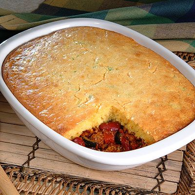 Tamale Pie | Recipe