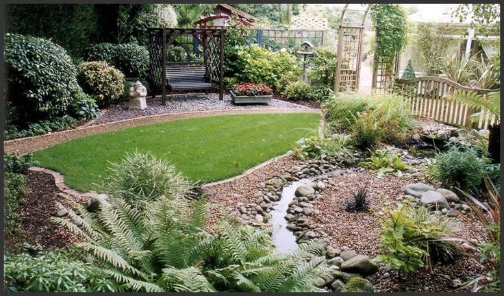 Most beautiful small garden ideas slouch into outdoor for Landscaping your garden