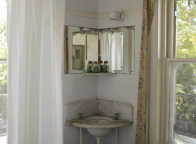 Mirror For Corner Sink : corner sink The Southerly