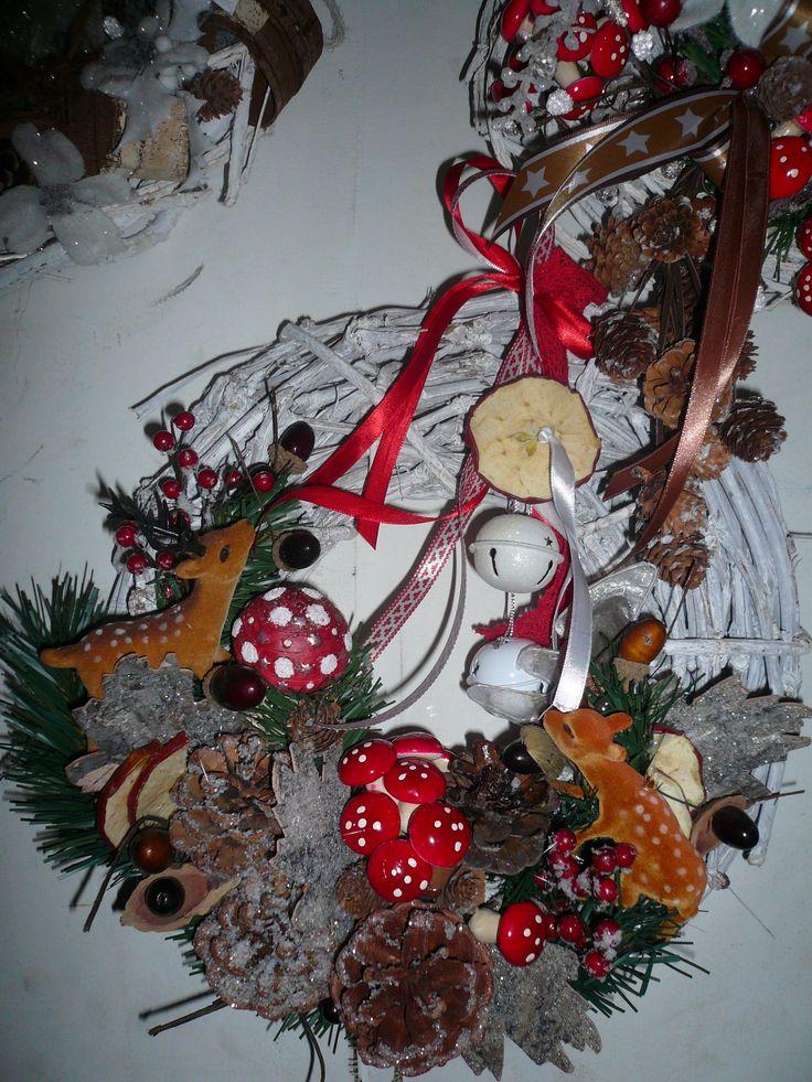 christmas wreaths no lights