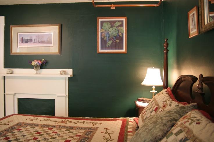 Hunter Green Interior Color Schemes Pinterest