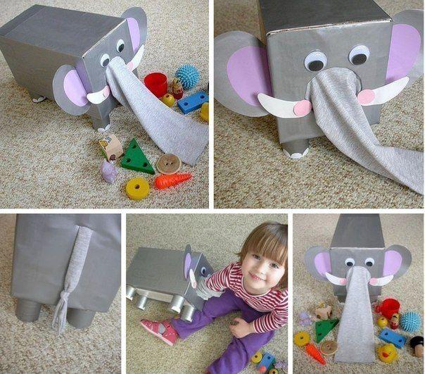 Развивающие игрушки своими руками для детей 4-5 лет фото