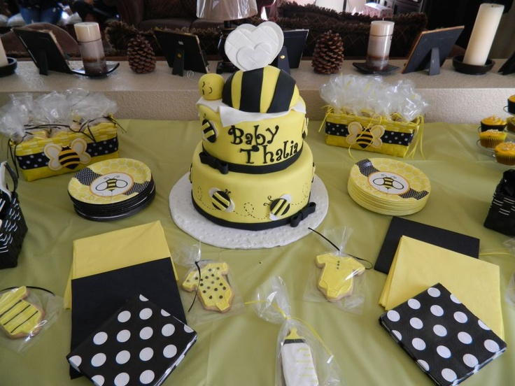 bee themed baby shower baby shower pinterest