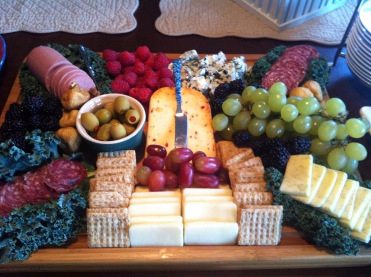 how to make a cheese platter for a party