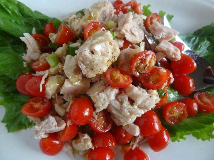 Tuna Fish Salads | Recipes I Need to Try | Pinterest