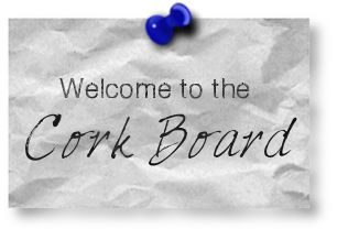The Cork Board » {Classical Conversations} Cycle 1 | Week 1