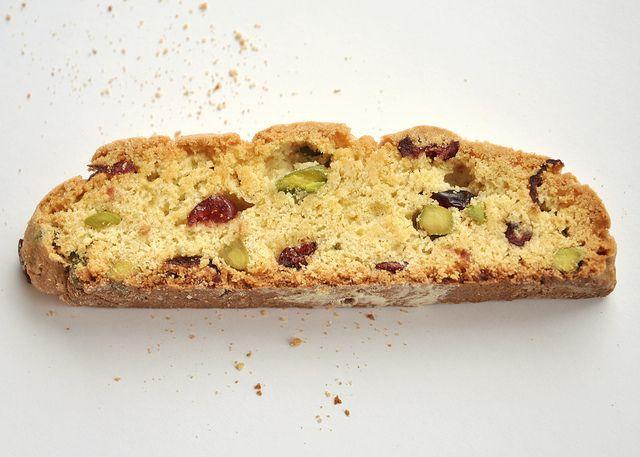 Yummy! :: Cranberry-Pistachio Biscotti   Love ♕ Sweet Stuff ...