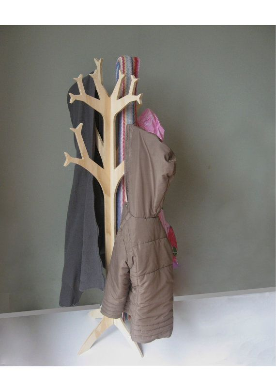 sapling coat stand by objectify on Etsy