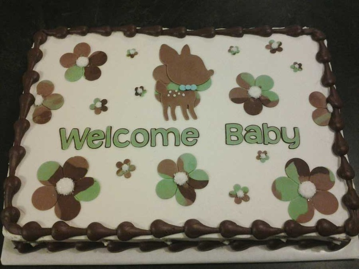 camo deer baby shower 900 675 pixels