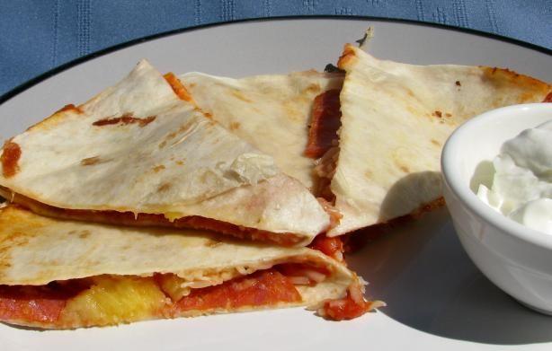 Pizzadillas | Recipe
