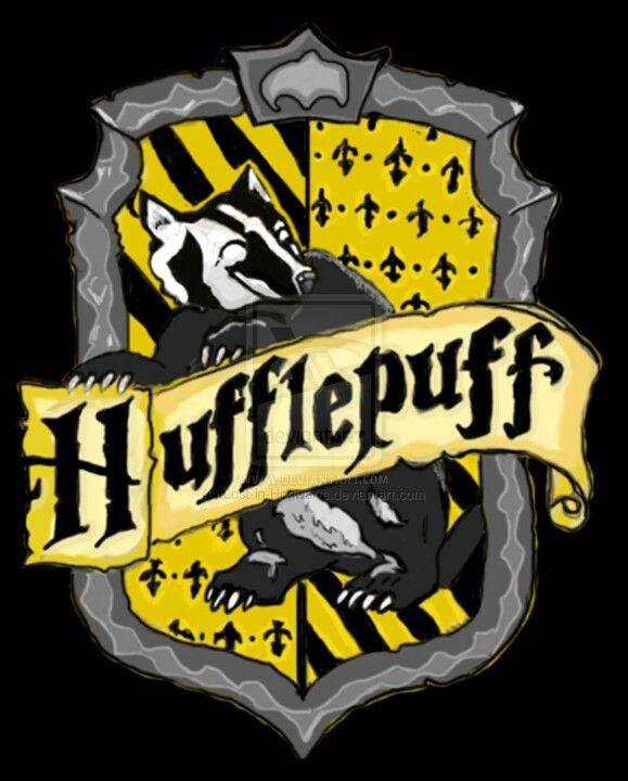 Hufflepuff Crest Harry Potter