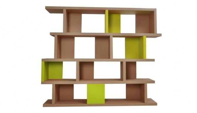 Muebles ecol gicos de cart n ecohabitat pinterest - Muebles de carton ...