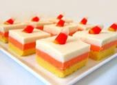 candy corn fudge | recipes | Pinterest