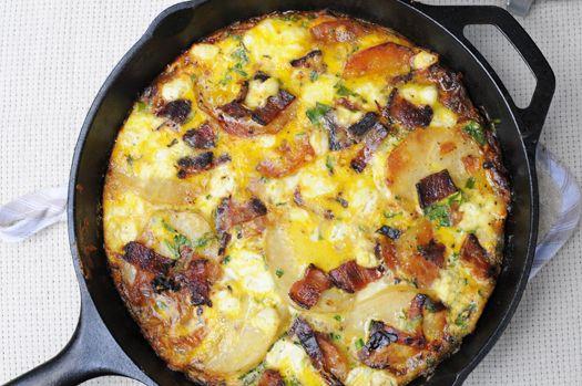 Potato frittata | Food | Pinterest