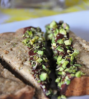 pistachio shortbread | Health and healthy food | Pinterest
