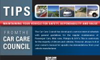 Car care tips on our website!