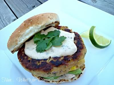 Southwestern Pinto Bean Burgers minus the spice and make sure to add ...