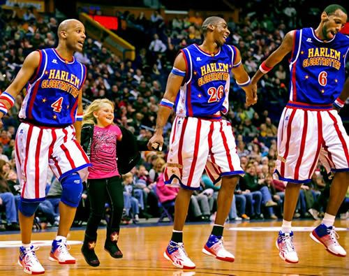 The Harlem Globetrotters Are Coming to Town!