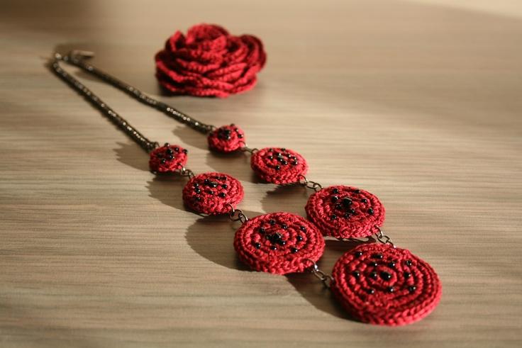Crocheting Accessories : Crochet accessories. My crochet. Pinterest