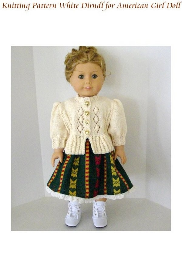 American Girl Doll 18