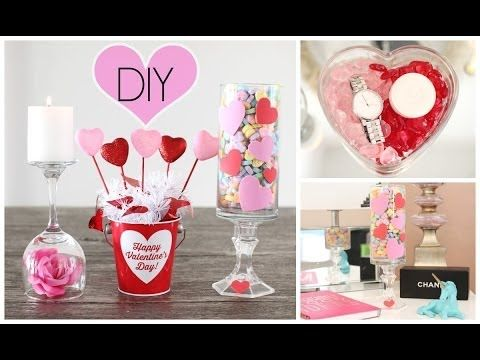 valentine's day room decor diy