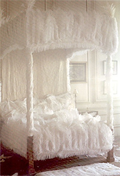 All #white Cozy,  romantic *  #bed