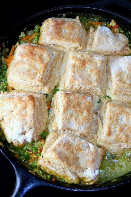 Curry chicken pot pie | Eat, Drink, and be Merry | Pinterest