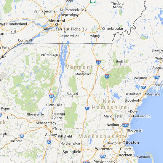 Vermont Covered Bridge Map  Covered Bridges Are Works Of