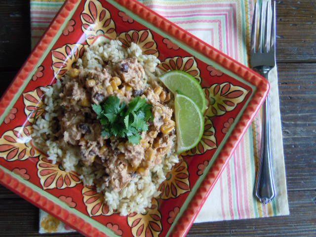 Santa Fe slow cooker chicken | WW Recipes | Pinterest