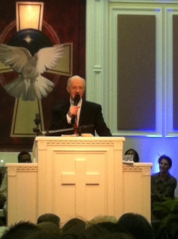 pentecostal preaching sermons