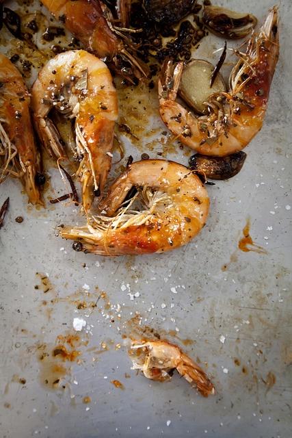 Pan Roasted Shrimp | Eat me! | Pinterest