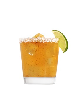 Tequila Don julio Anejo Spicy Margarita...i have some don julio ...