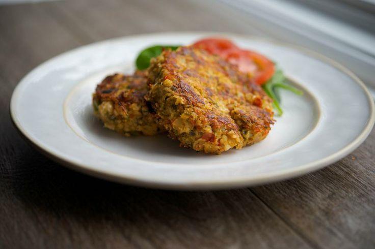 Italian Cannellini Bean Burgers | Recipe