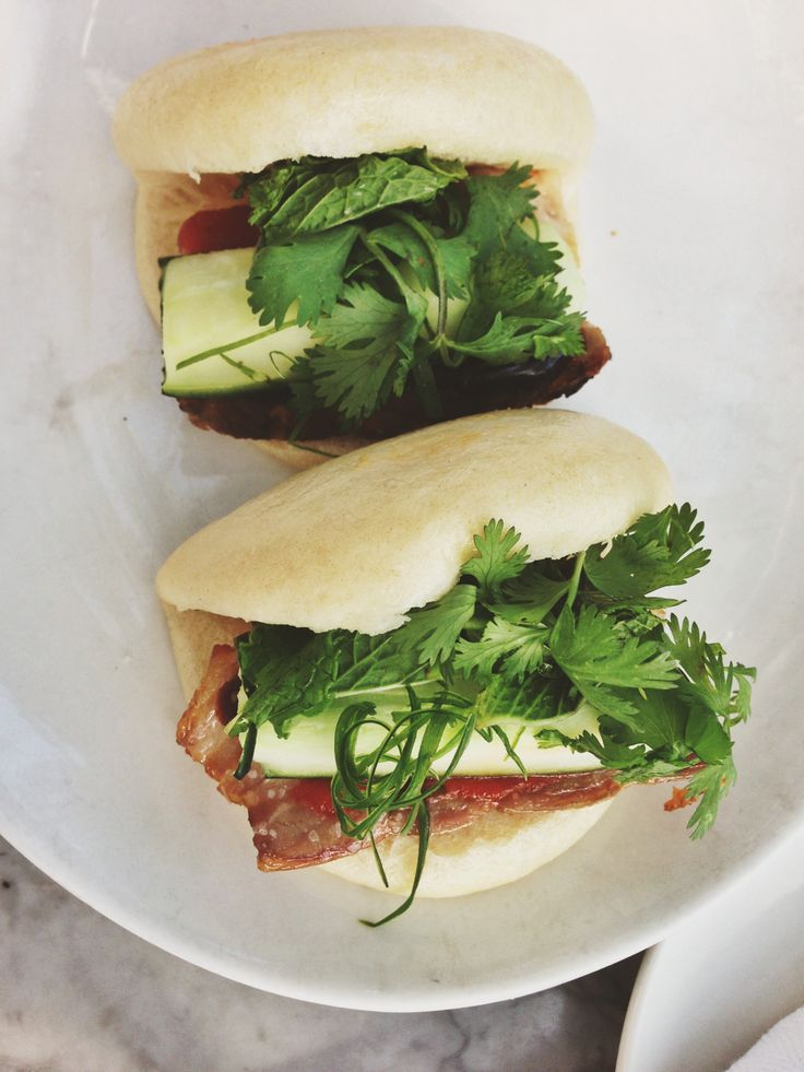 breakfast banh mi // forage + fodder | .: fare :. | Pinterest