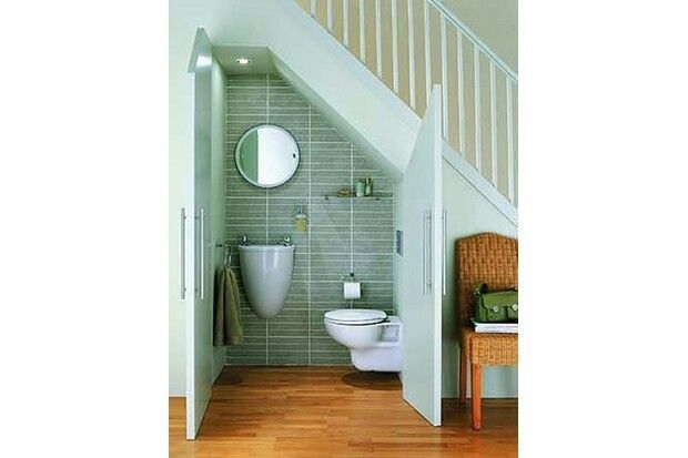 301 moved permanently - Toilette sous escalier ...