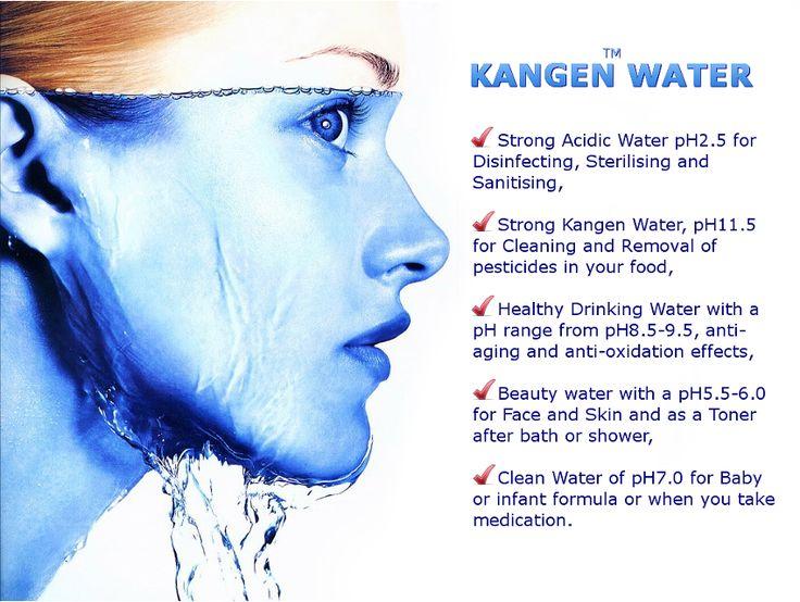 what is kangen water.