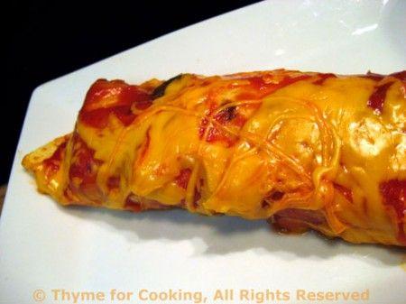 Beef and Bean Enchiladas | easygourmetdinnersblog.com