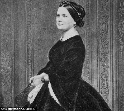 America's First Ladies: Mary Todd Lincoln: The well-educated wife of Abraham Lincoln, witnessed her husband's assassination