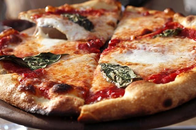 Mortadella Pizza Recipe — Dishmaps