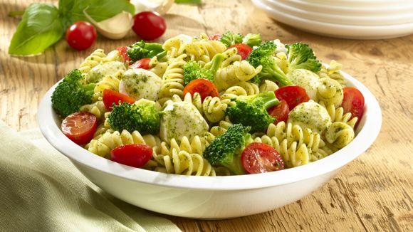 Pesto Pasta Salad Recipe from Knorr.com