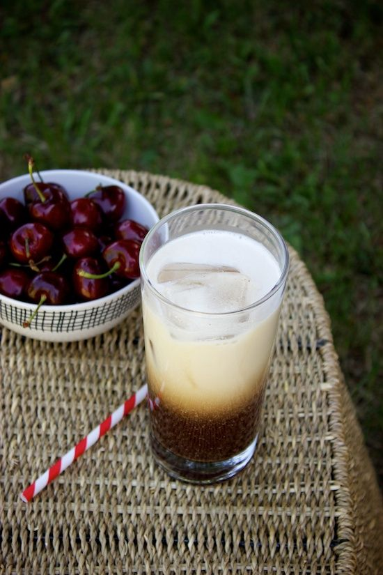 Iced Chai Tea Latte | For the Lad | Pinterest