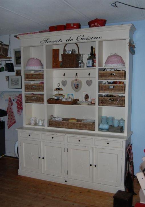 Landelijk kast secrets de cuisine interieur pinterest for Secrets de cuisine