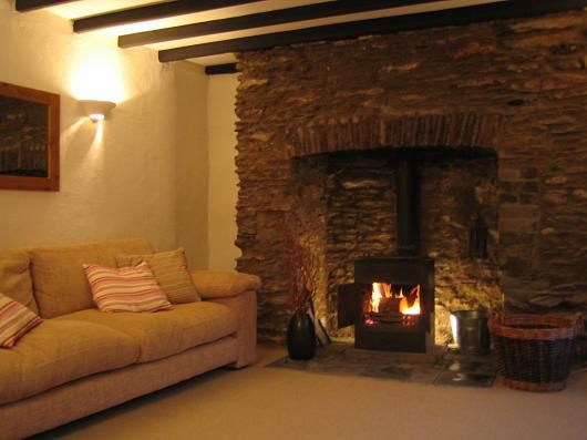 inglenook fireplace for the home fireplaces pinterest