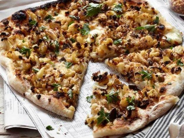 Jim Lahey's Cauliflower Pie | Recipe