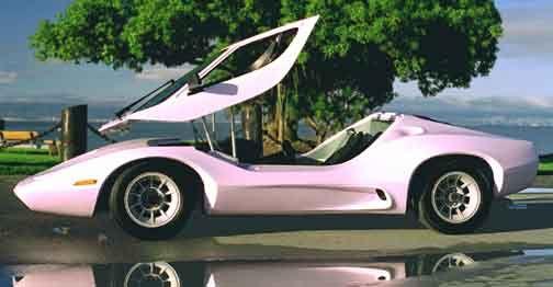 Sterling Kit Car Pink Rigs Pinterest