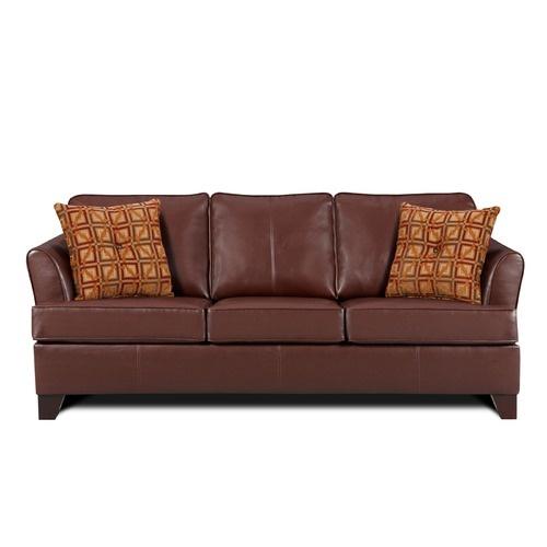 Upholstery Urban Bonded Leather Hide-A-Bed Sleeper Sofa | Wayfair